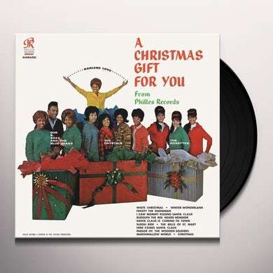 Christmas Gift For You / Various CHRISTMAS GIFT FOR YOU Vinyl Record