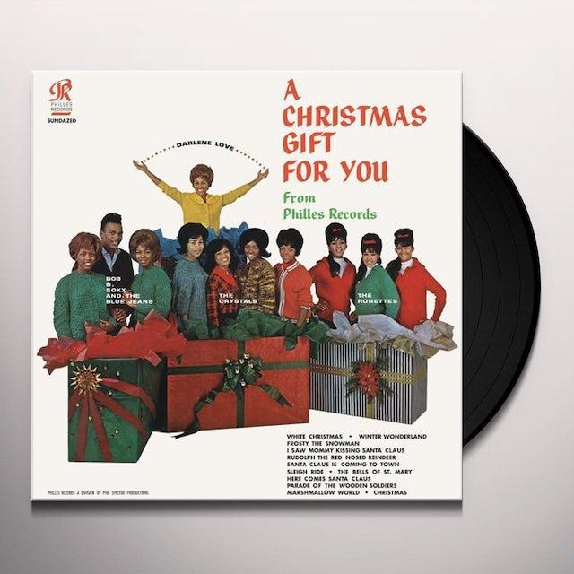 Christmas Gift For You / Various CHRISTMAS GIFT FOR YOU Vinyl Record