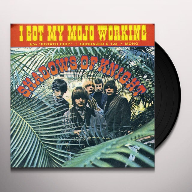 The Shadows Of Knight I GOT MY MOJO WORKING Vinyl Record