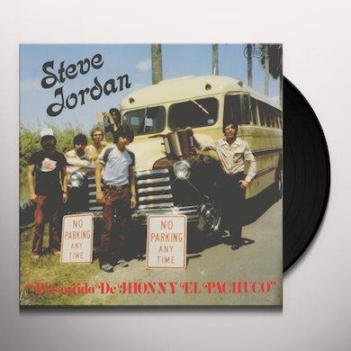 Steve Jordan EL CORRIDO DE JHONNY EL PACHUCO Vinyl Record