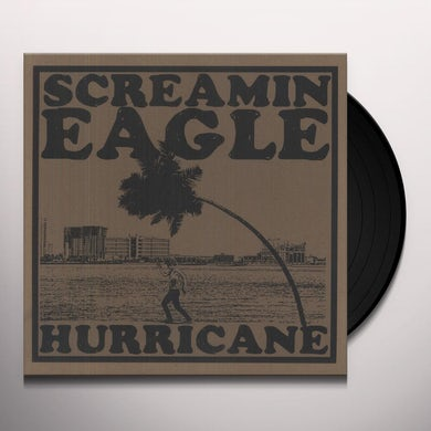 Screamin Eagle HURRICANE Vinyl Record