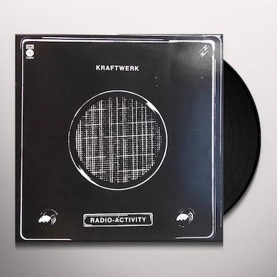 Kraftwerk RADIO-AKTIVITAT (GERMAN VERSION) Vinyl Record