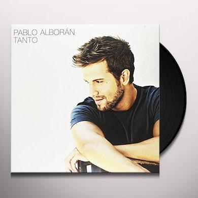 Pablo Alboran TANTO Vinyl Record