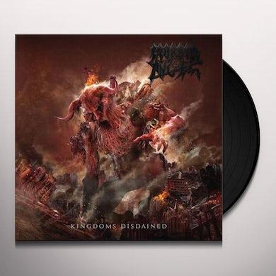 Morbid Angel Kingdoms Disdained Vinyl Record