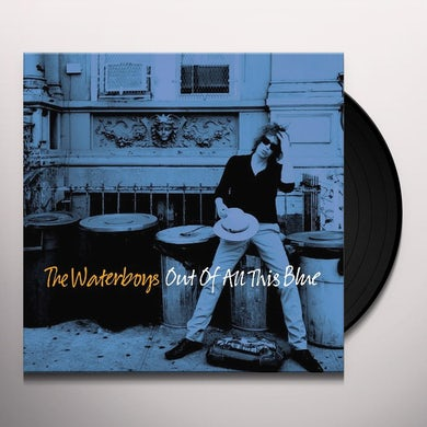 The Waterboys Out of All This Blue Vinyl Record