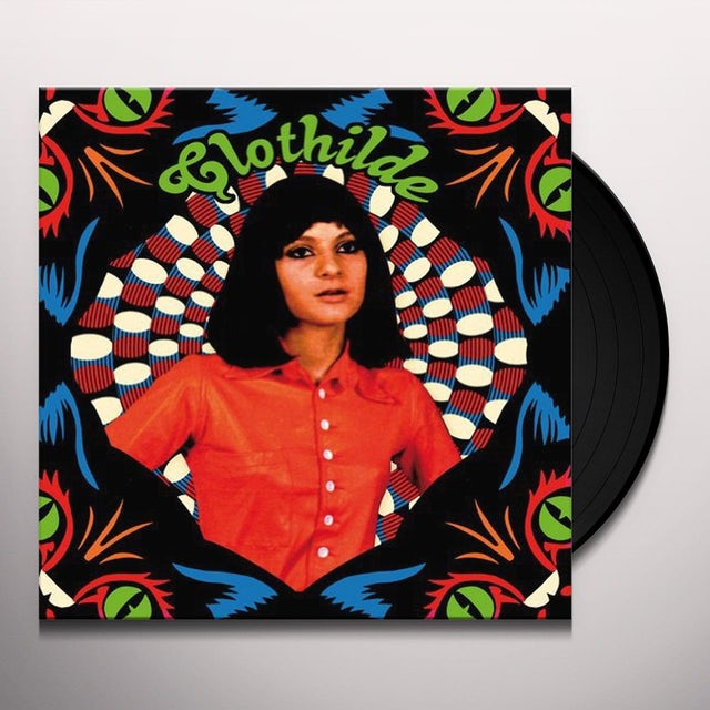 Clothilde QUEEN OF THE FRENCH SWINGING MADEMOISELLE 1967 Vinyl Record