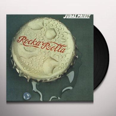 Judas Priest ROCKA ROLLA Vinyl Record