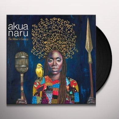 Akua Naru MINER'S CANARY Vinyl Record