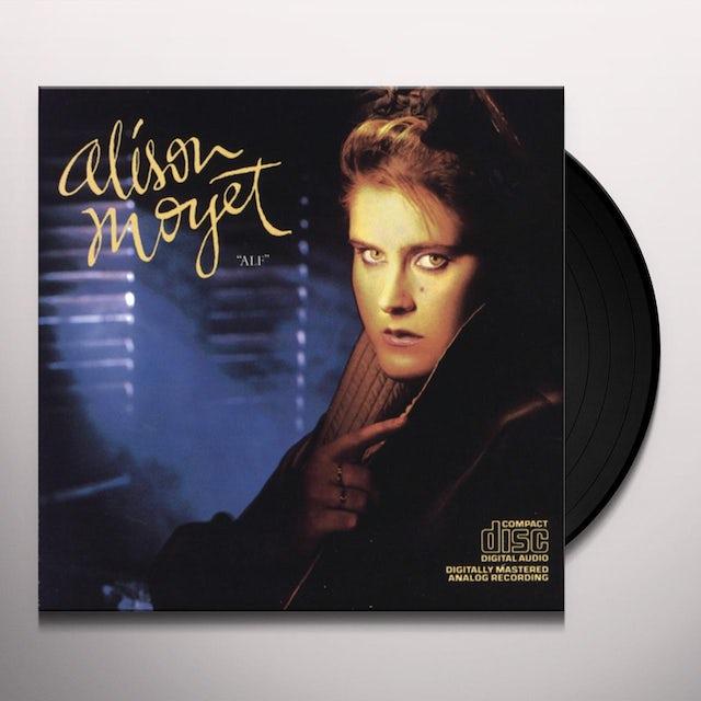 Alison Moyet ALF Vinyl Record