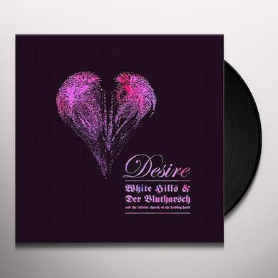 White Hills & Der Blutharsch DESIRE Vinyl Record