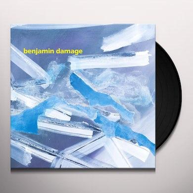 Benjamin Damage ALGORITHM Vinyl Record