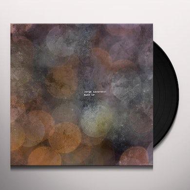Jorge Savoretti RUTH Vinyl Record
