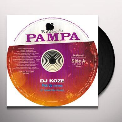 Dj Koze PICK UP Vinyl Record
