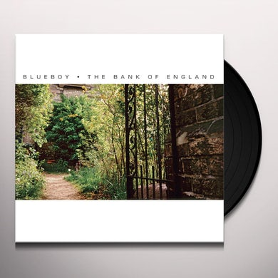 BlueBoy BANK OF ENGLAND Vinyl Record