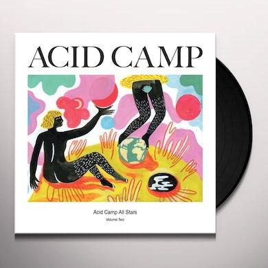 Acid Camp All Stars Volume 2 / Various Vinyl Record