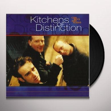 Kitchens Of Distinction COWBOYS & ALIENS Vinyl Record