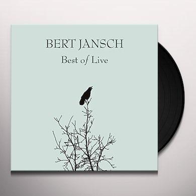 Bert Jansch  BEST OF LIVE Vinyl Record