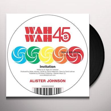 Alister Johnson INVITATION Vinyl Record