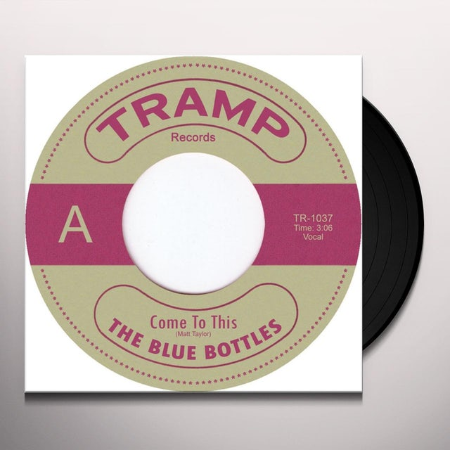 BLUE BOTTLES COME TO THIS Vinyl Record