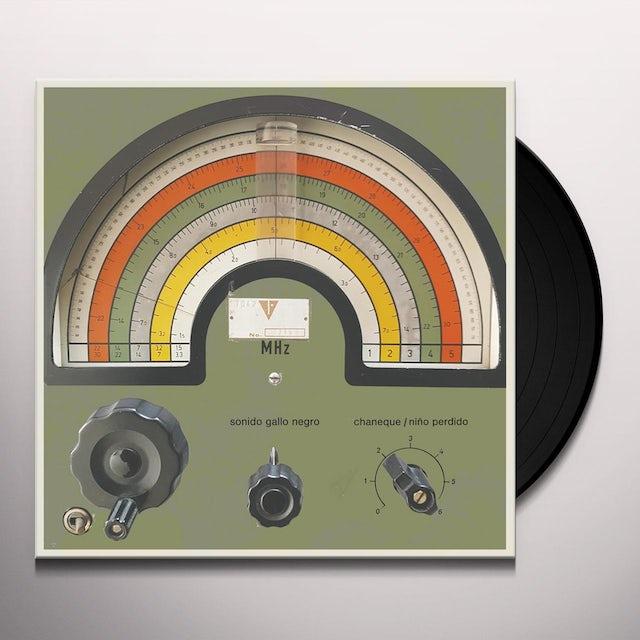 Sonido Gallo Negro CHANEQUE Vinyl Record