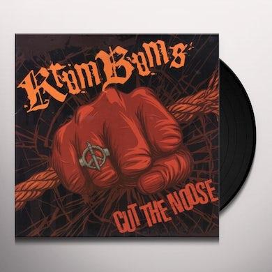 Krum Bums CUT THE NOOSE Vinyl Record