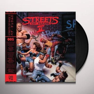 Yuzo Koshiro STREETS OF RAGE 2 / Original Soundtrack Vinyl Record