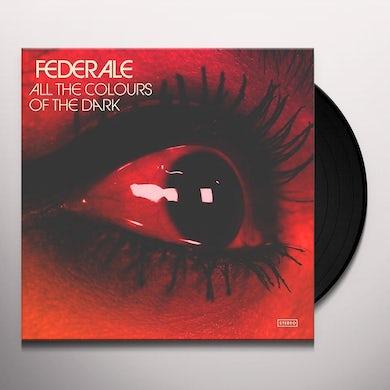FEDERALE   ALL THE COLOURS OF THE DARK / Original Soundtrack Vinyl Record