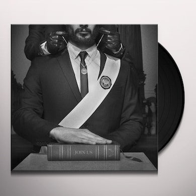 Le Matos  JOIN US Vinyl Record