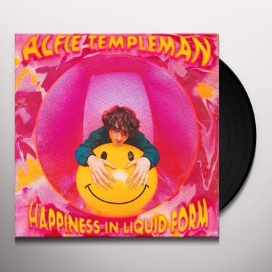 Alfie Templeman HAPPINESS IN LIQUID FORM EP Vinyl Record