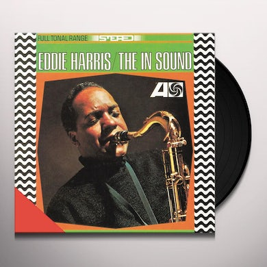 Eddie Harris THE IN SOUND Vinyl Record