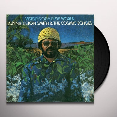 Lonnie Liston Smith VISIONS OF A NEW WORLD Vinyl Record
