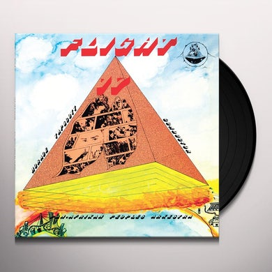 FLIGHT 17 Vinyl Record
