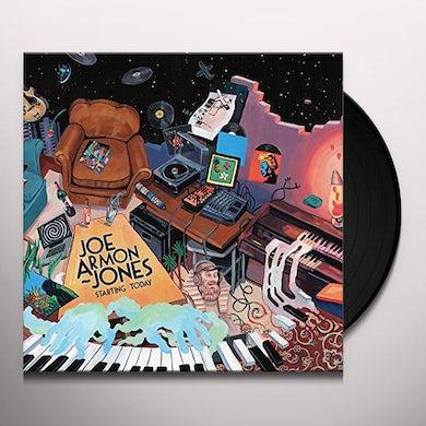 Joe Armon-Jones STARTING TODAY Vinyl Record