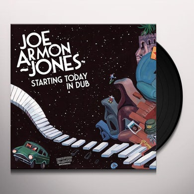 Joe Armon-Jones STARTING TODAY IN DUB Vinyl Record