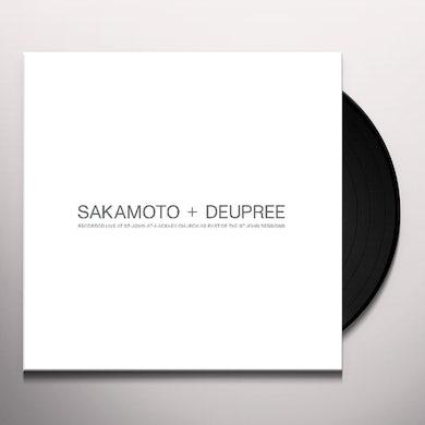Ryuichi Sakamoto LIVE IN LONDON Vinyl Record
