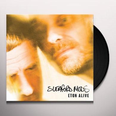 Sleaford Mods ETON ALIVE (GREEN VINYL) Vinyl Record