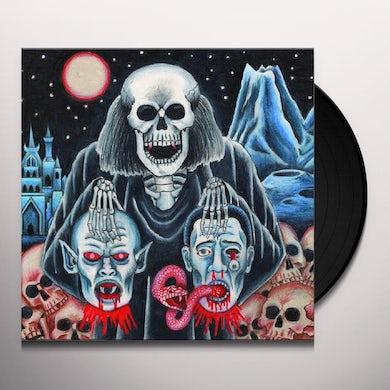 Warthog Vinyl Record
