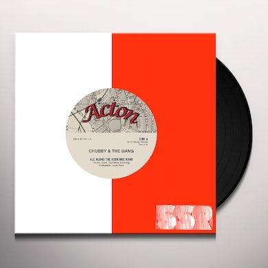 Chubby & Gang ALL ALONG THE UXBRIDGE ROAD Vinyl Record