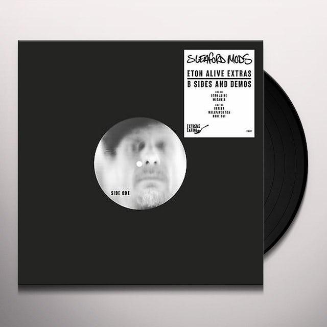 Sleaford Mods ETON ALIVE EXTRAS: B-SIDES & DEMO'S Vinyl Record