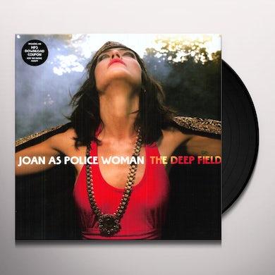 Joan As Police Woman & Benjamin Lazar Davis DEEP FIELD Vinyl Record