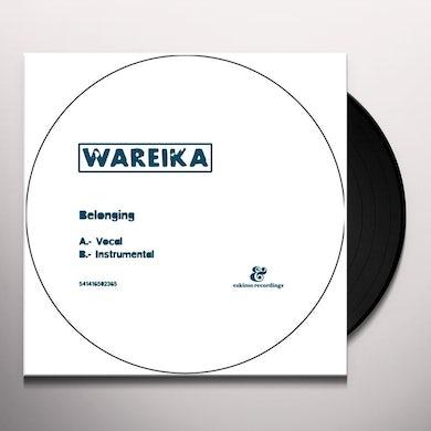 Wareika BELONGING Vinyl Record