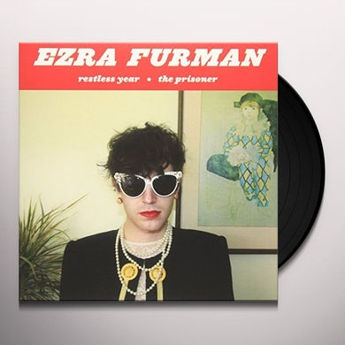 Ezra Furman RESTLESS YEAR Vinyl Record - UK Release