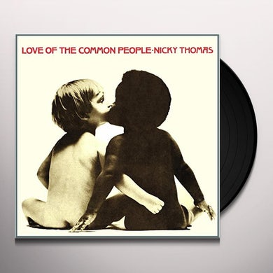 LOVE OF THE COMMON PEOPLE Vinyl Record