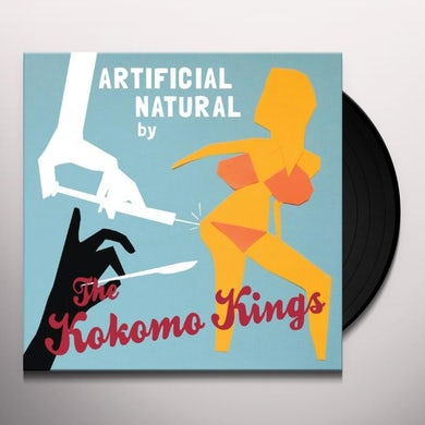 Kokomo Kings ARTIFICIAL NATURAL-LP Vinyl Record