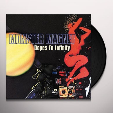 Monster Magnet DOPES TO INFINITY: DELUXE EDITION Vinyl Record