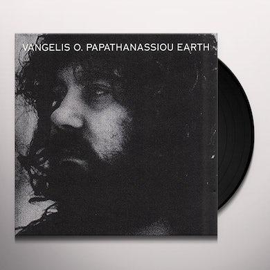 Vangelis EARTH Vinyl Record