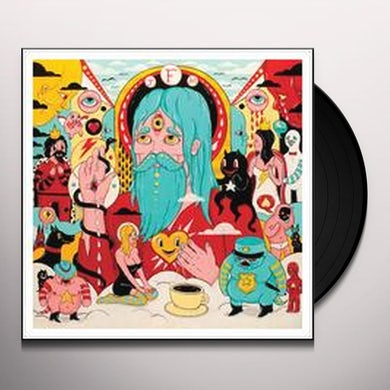 Father John Misty FEAR FUN Vinyl Record