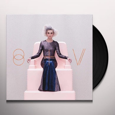 St. Vincent Vinyl Record