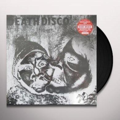 Public Image Ltd DEATH DISCO Vinyl Record