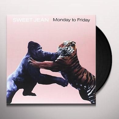 SWEET JEAN MONDAY TO FRIDAY Vinyl Record